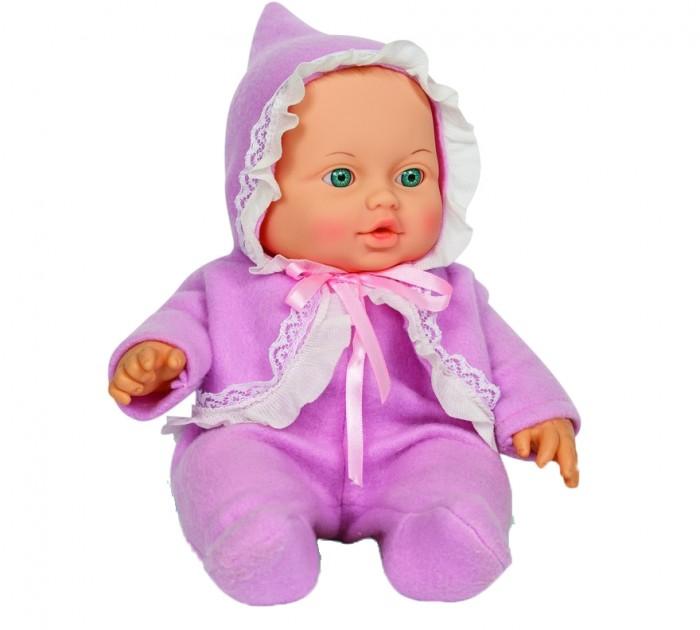 Куклы и одежда для кукол Весна Кукла Малышка 1 девочка 30 см куклы и одежда для кукол bayer малышка первый поцелуй 42 см