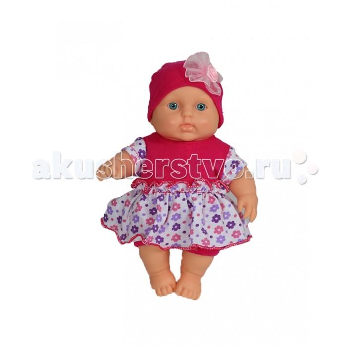 Куклы и одежда для кукол Весна Кукла Карапуз 4 девочка 20 см кукла весна карапуз в халате в ванночке мальчик 20 см