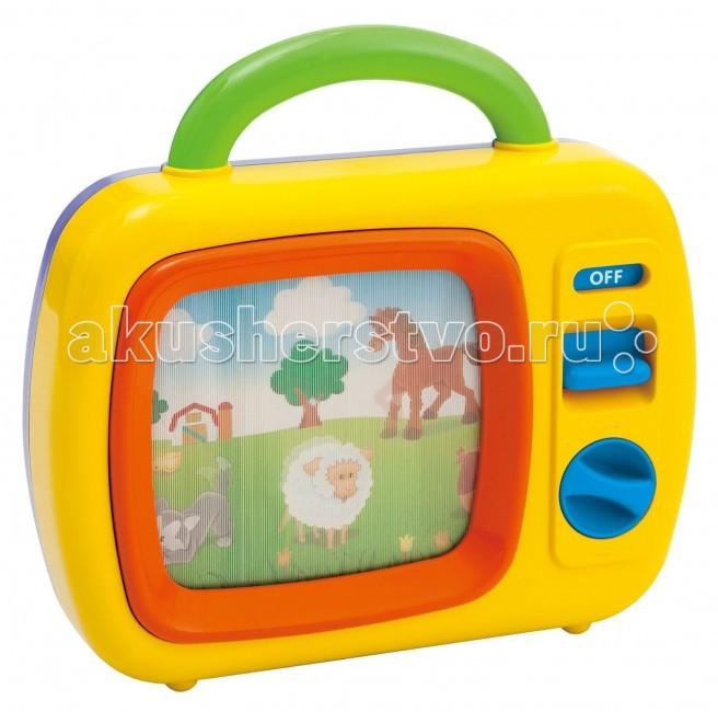 Развивающие игрушки Playgo Игрушка Телевизор 2196 центр развивающий playgo телевизор 2196 2196