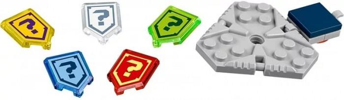 Lego Lego Nexo knights Комбо Силы 1 lige new fashion mens watches silicone strap top brand luxury waterproof sports chronograph quartz watch men relogio masculino