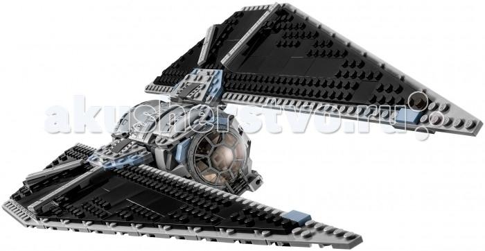 Конструктор Lego Star Wars Ударный истребитель СИДStar Wars Ударный истребитель СИДLego Star Wars Ударный истребитель СИД - подготовься к запуску удивительного истребителя СИД — патрульного летательного аппарата Империи! Открой верхнюю или переднюю часть кабины и посади туда минифигурку пилота. Помоги члену наземной команды Империи перезарядить и привести в боевое положение пружинные пушки в задней части машины. Затем отрегулируй огромные крылья и взлетай в небо на поиски повстанцев!<br>