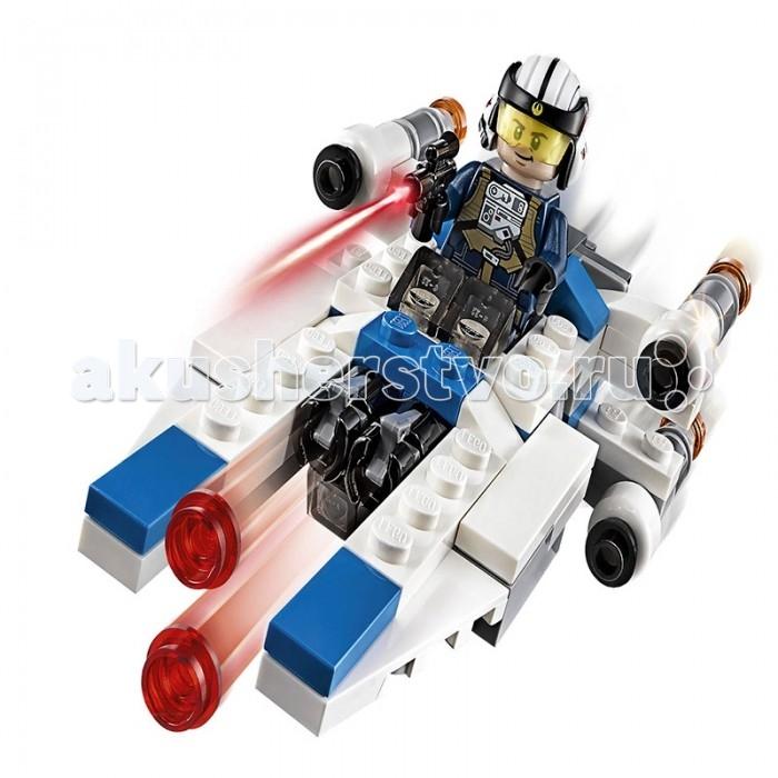 Lego Lego Star Wars Microfighters 75160 Микроистребитель типа U конструктор lego star wars микроистребитель типа u 75160