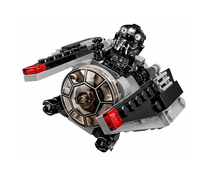Lego Lego Star Wars Microfighters 75161 Ударный истребитель СИД star wars tm истребитель повстанцев