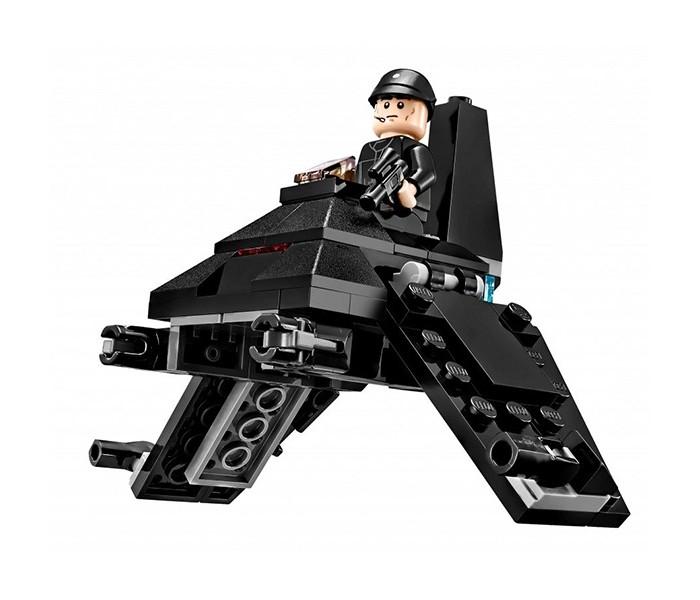 Lego Lego Star Wars Microfighters 75163 Имперский шаттл Кренника lego 75104 командный шаттл кайло рена