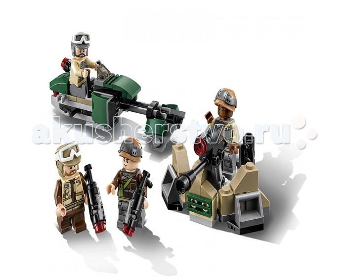 Lego Lego Star Wars 75164 Боевой набор Повстанцев