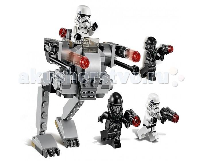 Lego Lego Star Wars 75165 Боевой набор Империи конструктор lego star wars боевой набор галактической империи 109 элементов 75134