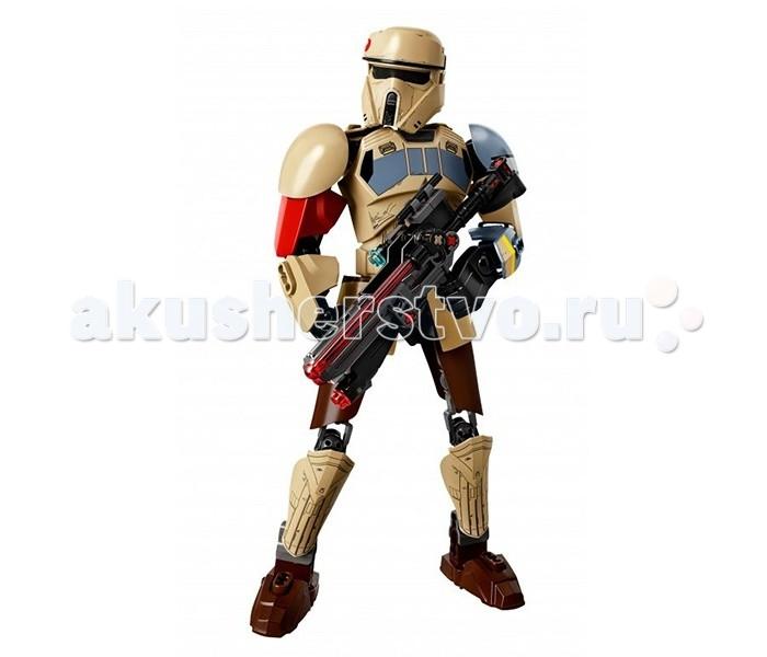Конструктор Lego Star Wars 75523 Штурмовик со Скарифа