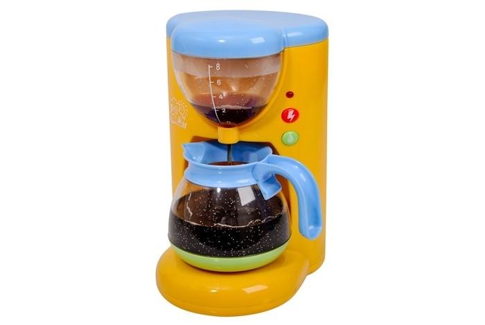 Ролевые игры Playgo Игровая электрокофеварка кофеварки и кофемолки