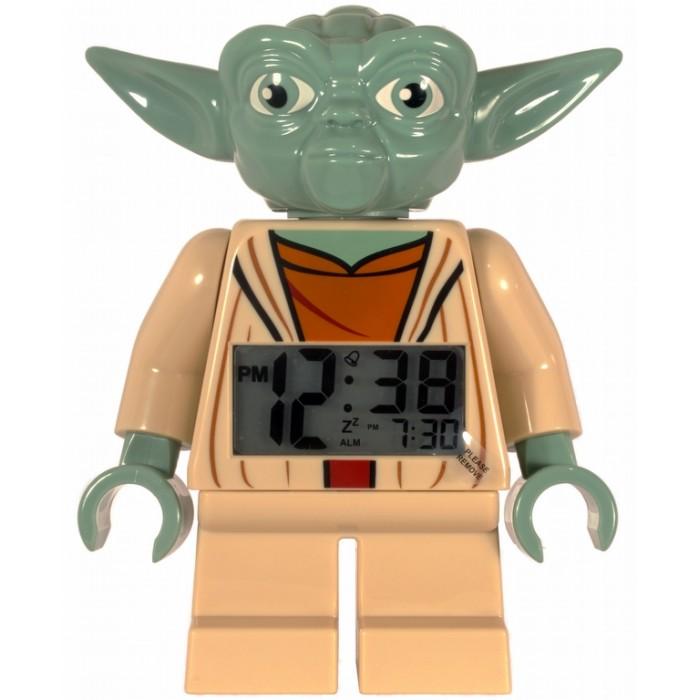 Часы Lego Будильник Войны Клонов Йода