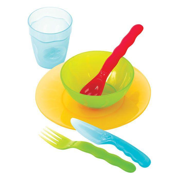 Ролевые игры Playgo Набор посуды 3392 ролевые игры playgo игровой тостер 3155g