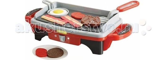 Ролевые игры Playgo Игровая кухонная плита Делюкс с аксессуарами набор для ванной playgo утята 2430