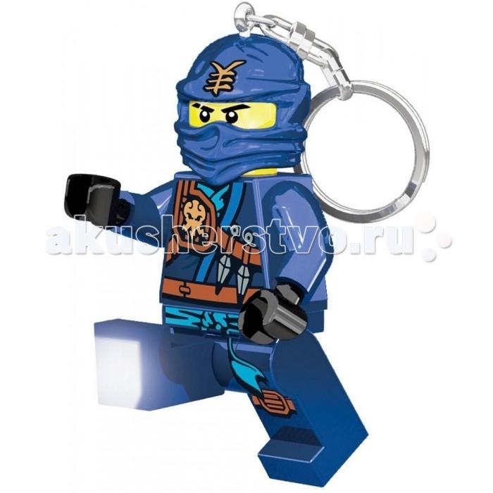 Lego Lego Брелок-фонарик для ключей Ninjago Jay брелок для машины рено