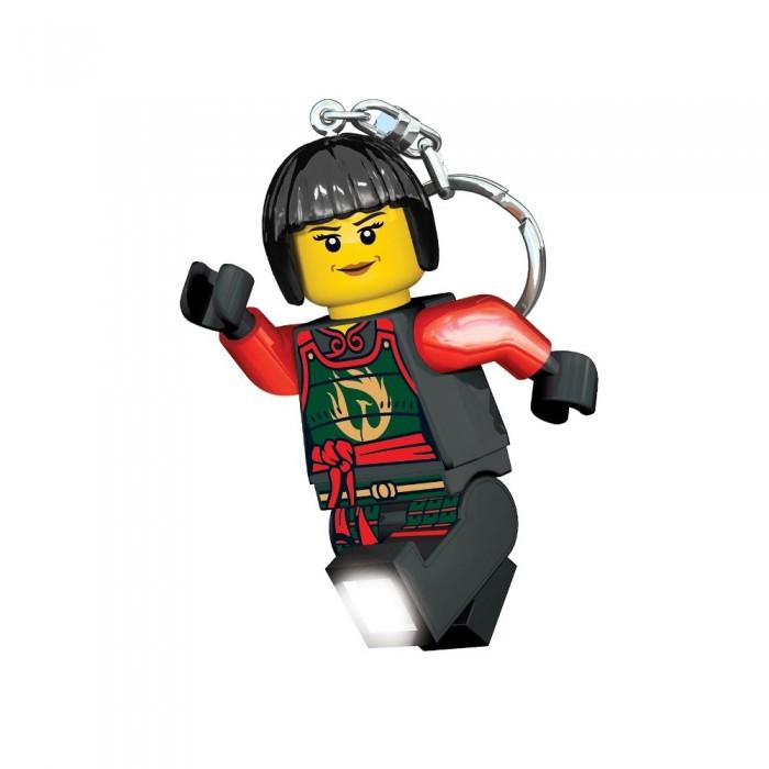 Lego Lego Брелок-фонарик для ключей Ninjago Nya брелок фонарик lego lego lgl ke30 брелок фонарик для ключей joker