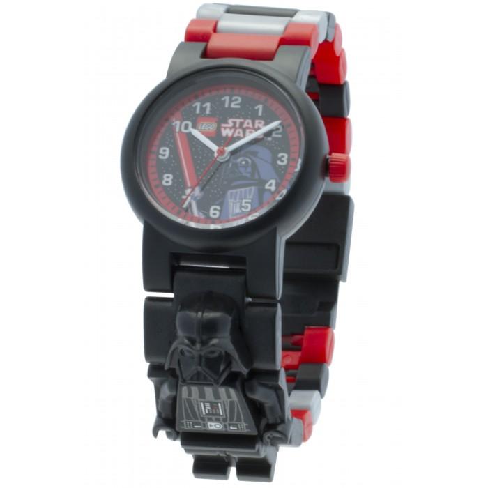 Lego Lego Наручные часы Star Wars Darth Vader с минифигурой часы наручные lego часы наручные аналоговые lego nexo knights с минифигурой clay на ремешке