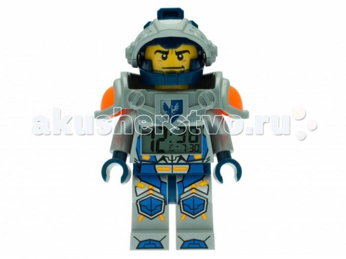 Конструктор Lego Будильник Nexo Knights ClayБудильник Nexo Knights ClayLegо Будильник Nexo Knights Clay - этот необычный будильник в виде фигурки смелого Клэя, поможет вам приучить ребенка к самостоятельности просто и быстро. Ни один мальчишка не откажется поставить его на свой письменный стол и просыпаться каждое утро по требованию любимого персонажа. А кроме того, с ним всегда можно и просто поиграть. Будильник отлично подойдёт для маленьких поклонников этой серии Lego, ведь он одновременно и интересный и практичный. Ваш сын обязательно оценит его по достоинству.<br>