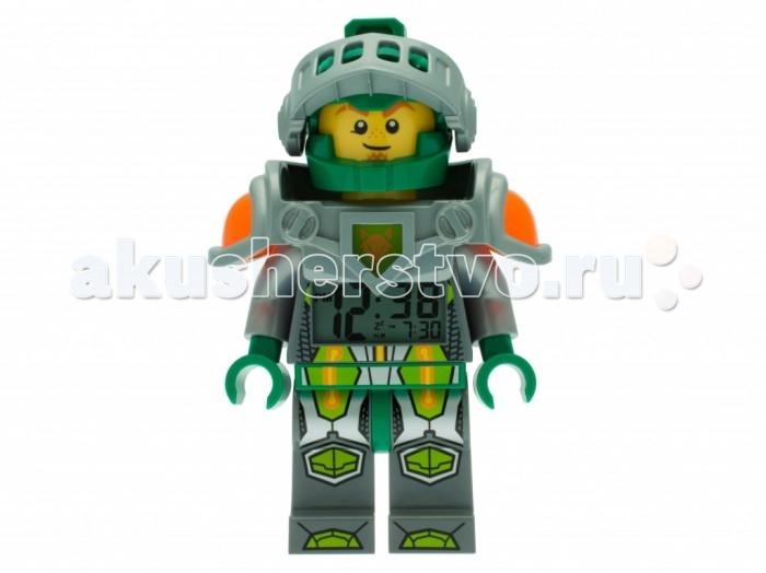 Конструктор Lego Будильник Nexo Knights AaronБудильник Nexo Knights AaronLegо Будильник Nexo Knights Aaron - этот необычный будильник в виде фигурки смелого Арона, поможет вам приучить ребенка к самостоятельности просто и быстро. Ни один мальчишка не откажется поставить его на свой письменный стол и просыпаться каждое утро по требованию любимого персонажа. А кроме того, с ним всегда можно и просто поиграть. Будильник отлично подойдёт для маленьких поклонников этой серии Lego, ведь он одновременно и интересный и практичный. Ваш сын обязательно оценит его по достоинству.<br>