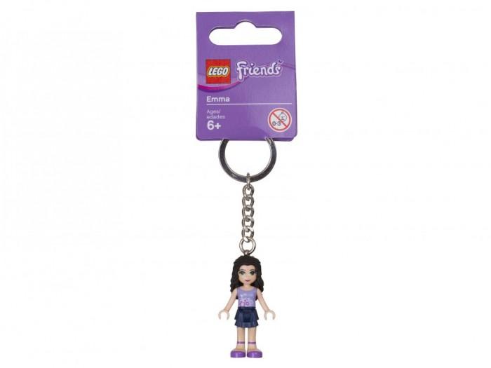 Lego Lego Брелок для ключей Friends Эмма lego lego брелок фонарик для ключей friends андрея