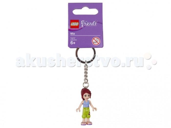 Lego Lego Брелок для ключей Friends Миа брелоки lego брелок фонарик для ключей lego friends emma