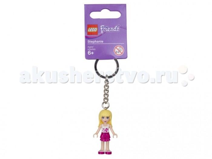 Lego Lego Брелок для ключей Friends Стефани брелоки lego брелок фонарик для ключей lego friends emma