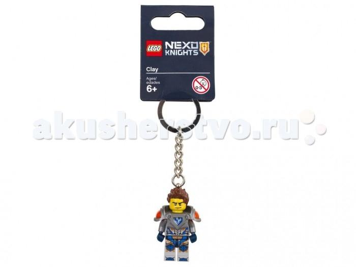 Lego Lego Брелок для ключей Nexo Knights Клей prada брелок для ключей