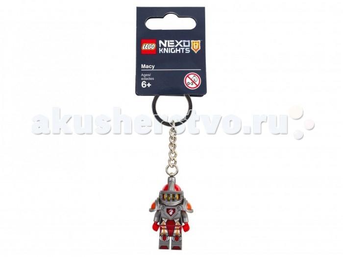 Lego Lego Брелок для ключей Nexo Knights Макей lego lego брелок фонарик для ключей friends андрея