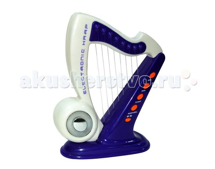 Музыкальные игрушки Playgo Электронная арфа