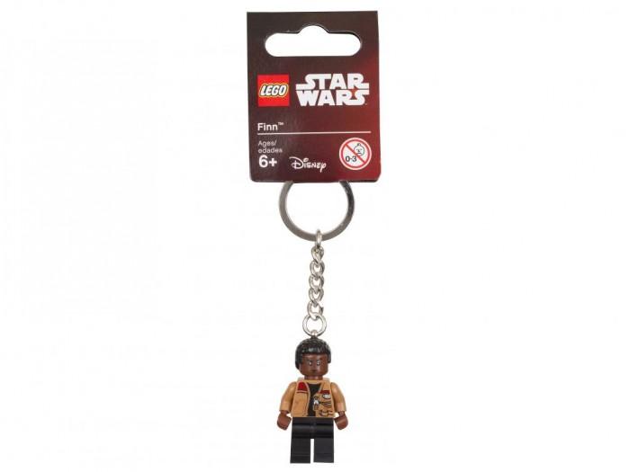 Lego Lego Брелок для ключей Star Wars Финн prada брелок для ключей