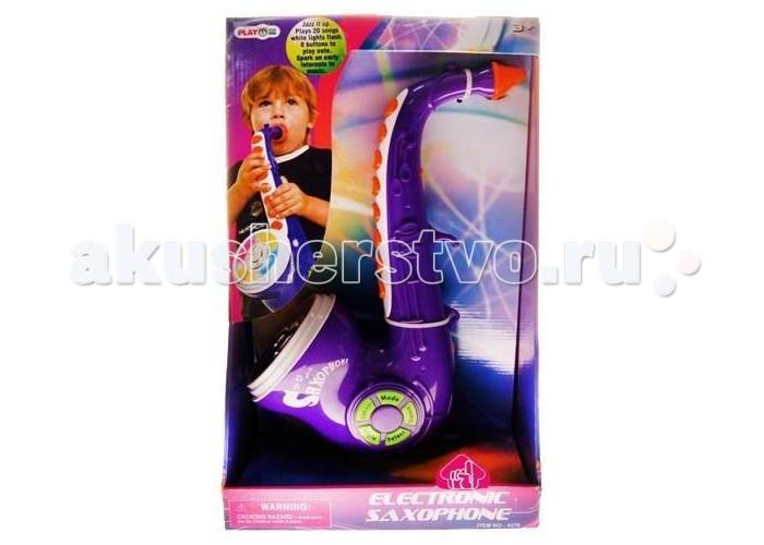 Музыкальные игрушки Playgo Электронный саксофон