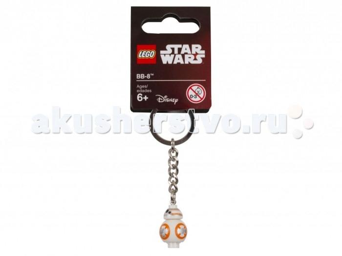 Lego Lego Брелок для ключей Star Wars BB-8 maker and sons брелок для ключей