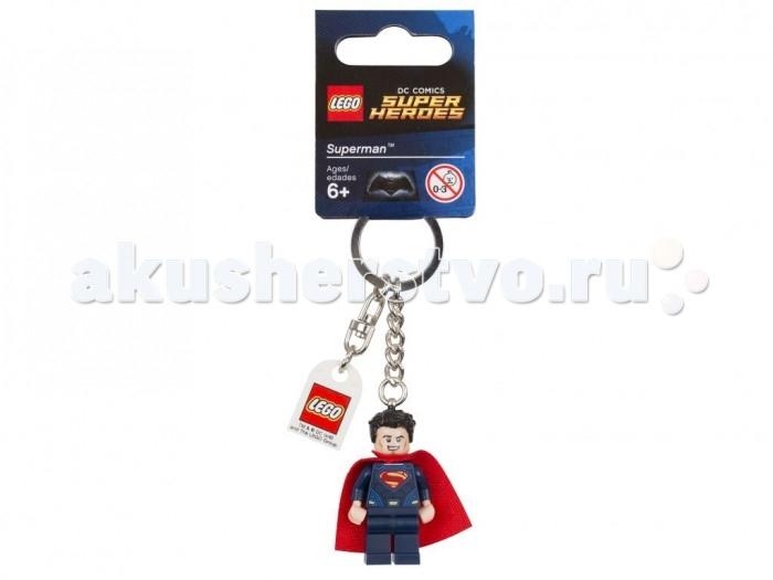 Lego Lego Брелок для ключей Super Heroes Супермен daikin ftxb 60 c rxb 60 c