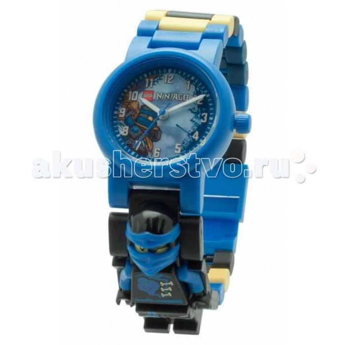 Конструктор Lego Наручные часы Ninjago Sky Pirates Джей с минифигуркойНаручные часы Ninjago Sky Pirates Джей с минифигуркойLego Наручные часы Ninjago Sky Pirates Джей с минифигуркой - это необычные часы которые тебе обязательно понравятся. Они выполнены в красивой цветовой гамме и украшены принтом с изображением любимого персонажа. С такими часами ты почувствуешь себя крутым героем, спасающим мир. Удобный разборный браслет, изготовленный из гипоаллергенных материалов, будет отлично сидеть на руке. А входящая в комплект фигурка поможет разнообразить сценарии, которые ты придумаешь для игры с любым из конструкторов серии Lego.   Часы символ пунктуального и уверенного в себе человека. Для юного сорванца такой подарок предел мечтаний, особенно если его украшает любимый герой.  Часы изготовлены из высококачественного пластика.<br>