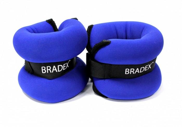 Спортивный инвентарь Bradex Утяжелители Геракл Плюс 1 кг