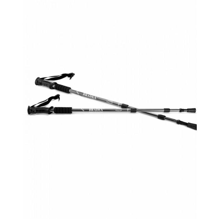 Тренажеры Bradex Палки телескопические для скандинавской ходьбы Нордик Стайл