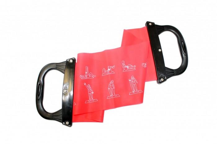 Спортивный инвентарь Bradex Эспандер ленточный Спорт Актив эспандер ленточный starfit es 201 цвет серый 1200 х 150 х 0 55 мм