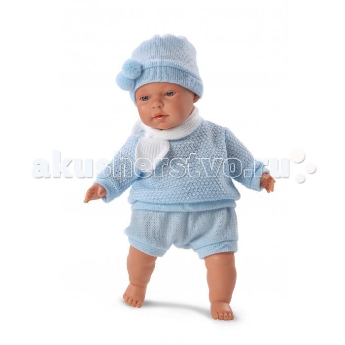 Куклы и одежда для кукол Llorens Кукла Павел 33 см куклы и одежда для кукол llorens кукла алиса 33 см со звуком