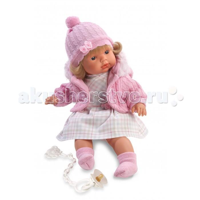 Куклы и одежда для кукол Llorens Кукла Лидия 38 см куклы и одежда для кукол llorens кукла изабела 33 см со звуком