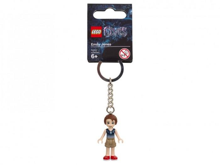 Lego Lego Брелок для ключей Эмили Джонс billionaire брелок для ключей