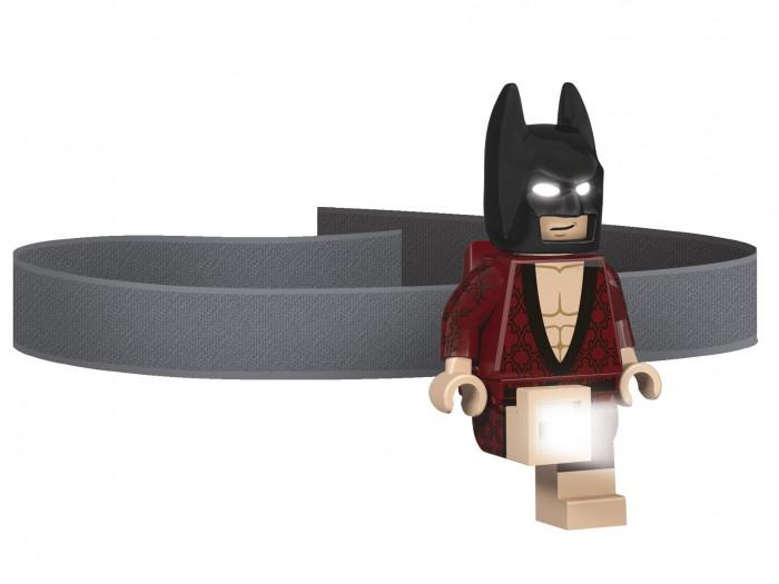 Lego Lego Налобный фонарик Batman Movie Kimono Batman налобный фонарь sunree l40 ipx8 4led