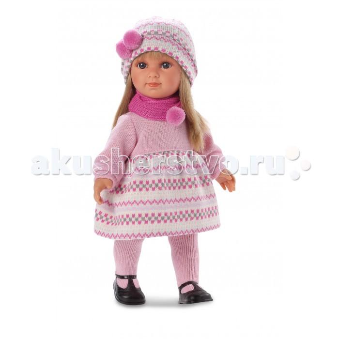 Куклы и одежда для кукол Llorens Кукла Елена 35 см L 53514 куклы и одежда для кукол llorens кукла лаура 45 см l 54514