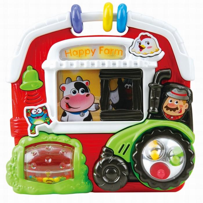 Развивающие игрушки Playgo Веселая ферма barneybuddy barneybuddy игрушки для ванны стикеры веселая ферма