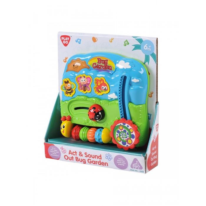 Развивающие игрушки Playgo Сад букашек сортеры playgo развивающая игрушка самолет сортер