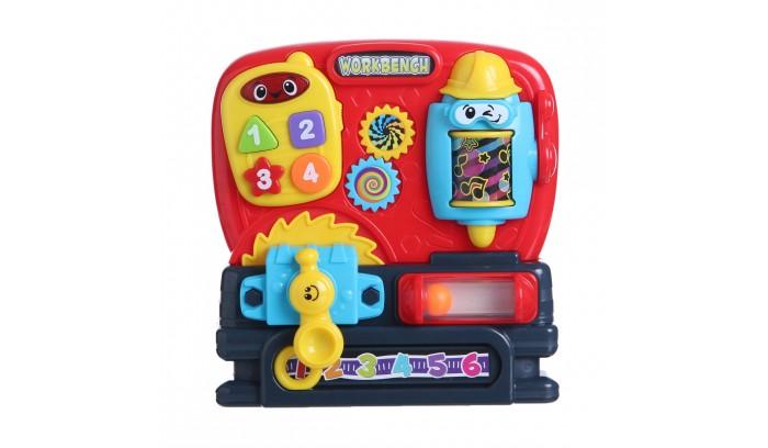 Развивающие игрушки Playgo Мастерская сортеры playgo развивающая игрушка самолет сортер
