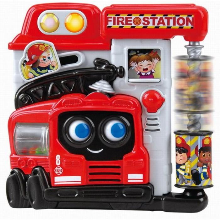 Развивающие игрушки Playgo Пожарная станция сортеры playgo развивающая игрушка самолет сортер