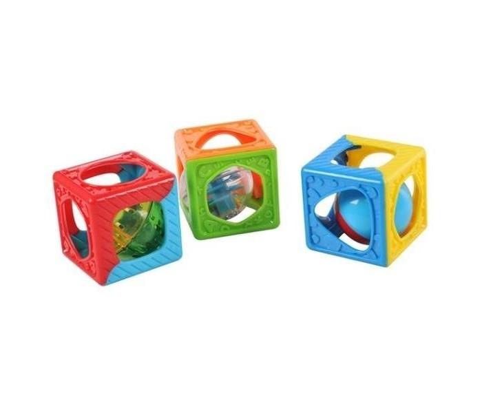 Развивающие игрушки Playgo Мяч-погремушка  недорого