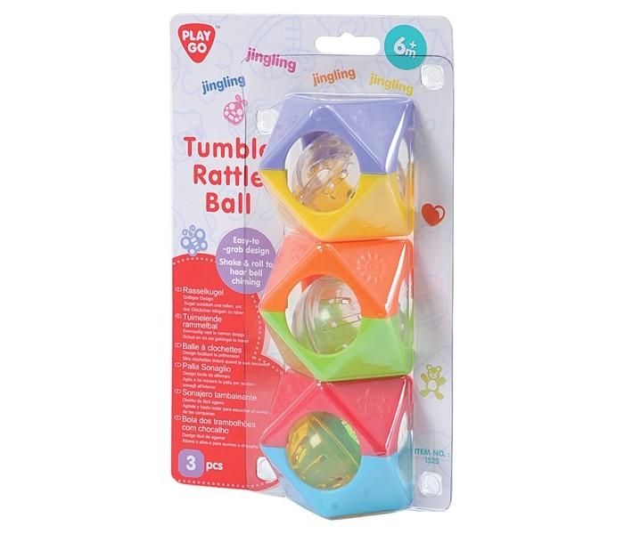 Развивающие игрушки Playgo Шар в многограннике развивающие игрушки playgo телевизор