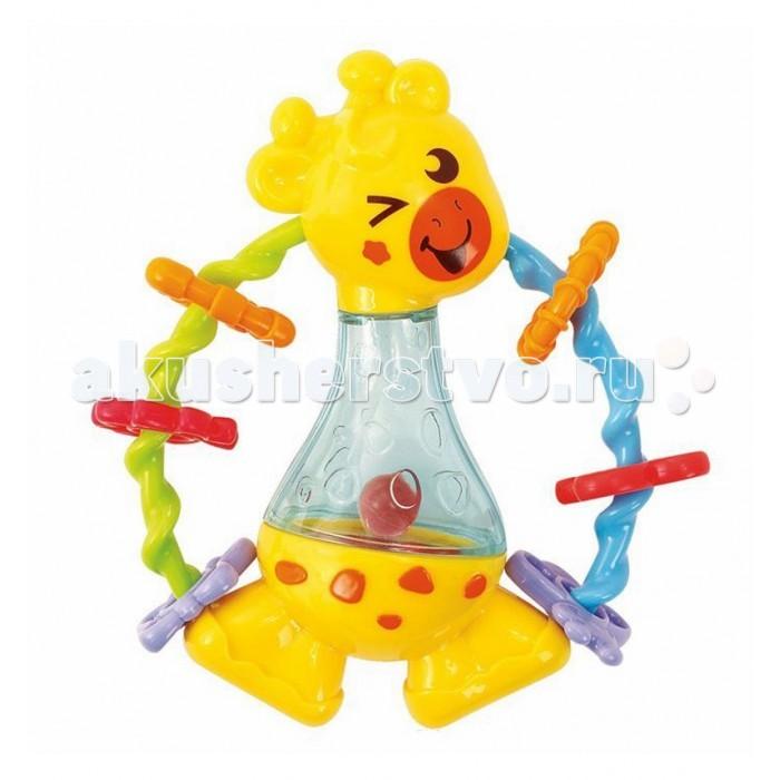 Погремушки Playgo Жираф ролевые игры playgo игровой набор для приготовления хот догов делюкс
