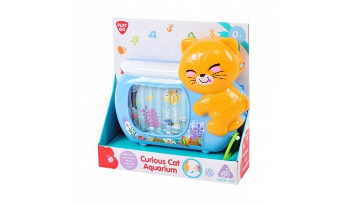 Развивающие игрушки Playgo Аквариум с кошкой