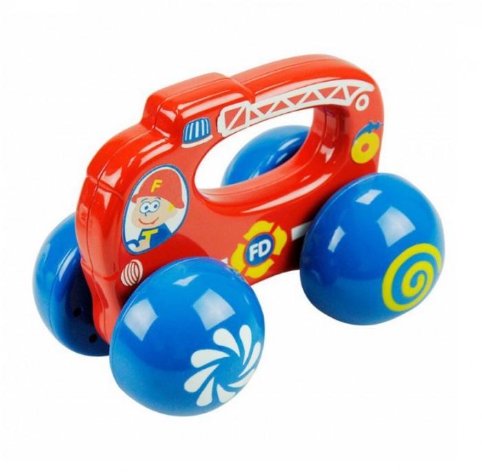 Развивающие игрушки Playgo Пожарная машинка развивающая игрушка умка пожарная машинка со стихами м дружининой