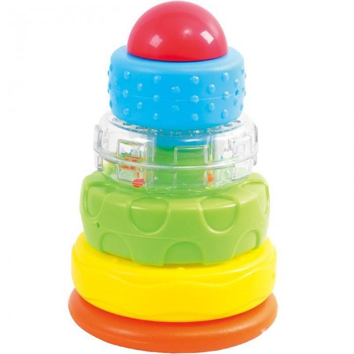 Развивающие игрушки Playgo Пирамида-неваляшка игрушки интерактивные playgo развивающая игрушка пирамида