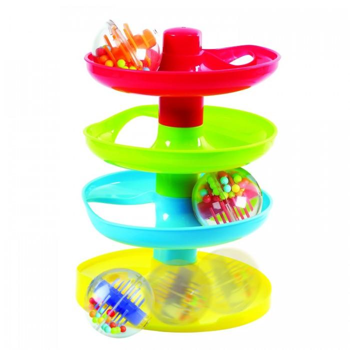 Развивающие игрушки Playgo Лабиринт с шариками развивающие игрушки playgo телевизор